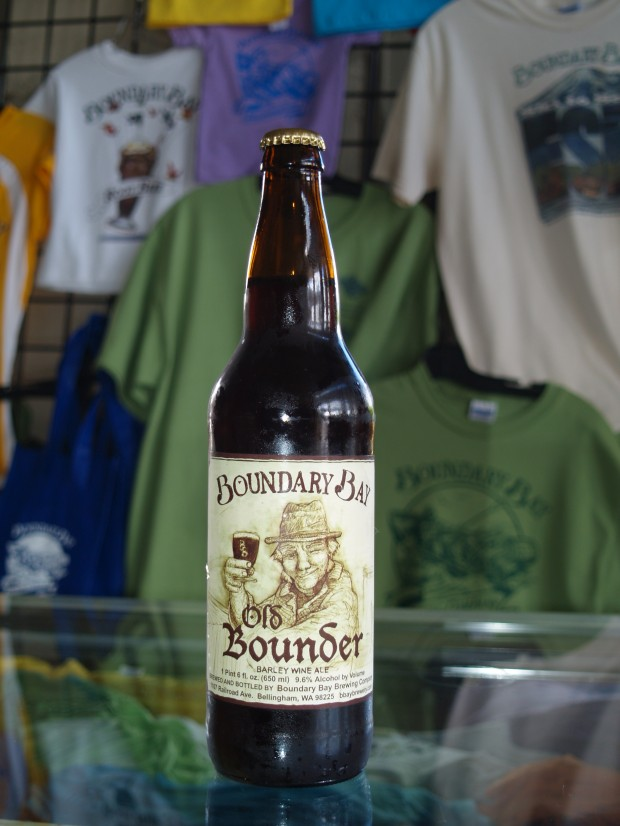 Old Bounder Barley Wine