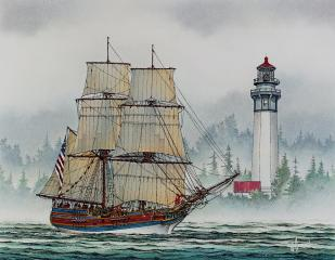 lady-washington-at-grays-harbor-james-williamson