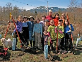 Best Cedar Tree students at Black Slough